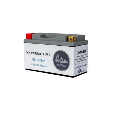 Hypermotive GS Kart Batterie Produktfoto
